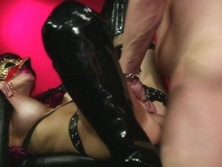 Romi Rain in Romi Rain Is The Queen Of Kink