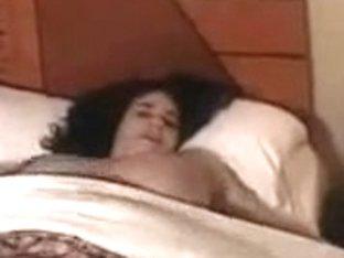 Big tittied fattie uses her best friend to record porn movie