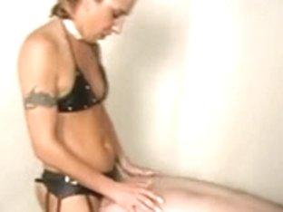 Fiona Cheeks balls deep strapon
