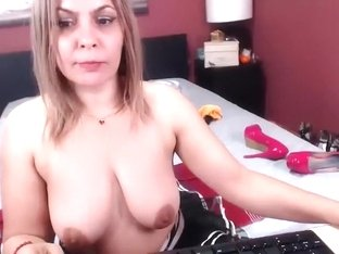 sweetblond4u non-professional episode on 1/31/15 18:14 from chaturbate
