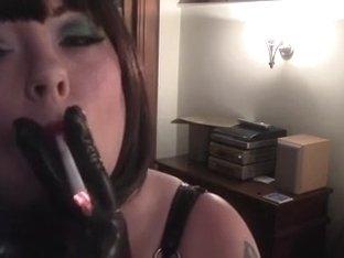 Do U Crave To Be My Smoke Bondman? Smokin' Fetish