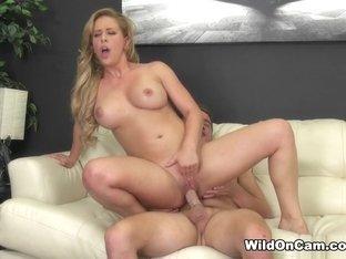 Best pornstar Cherie Deville in Hottest Big Ass, Big Tits xxx scene
