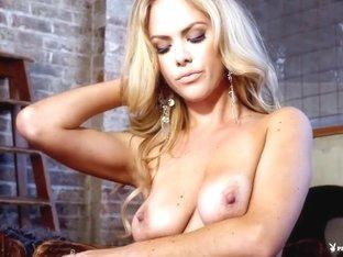 Hottest pornstar Heidi Michel in Incredible Blonde, Striptease sex movie