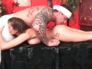 Hottest pornstar Mar Duran in Exotic MILF, Massage porn video