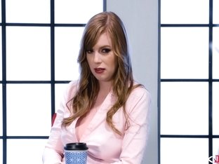 Bridgette B, Dolly Leigh In Office Slut