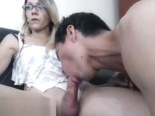 The Girl Next Door Has A Huge Cock