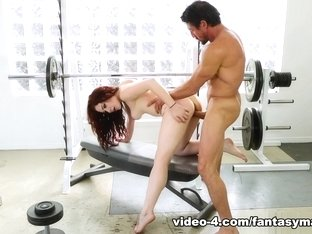 Incredible pornstars Tommy Gunn, Jessica Ryan in Hottest Redhead, Small Tits xxx clip