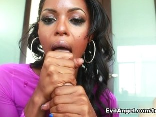 Exotic pornstars in Best Blowjob, POV sex movie