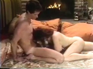 Vintage Sex By The Fire
