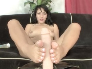 Incredible pornstar Maddy O'Reilly in fabulous fetish, foot fetish sex clip