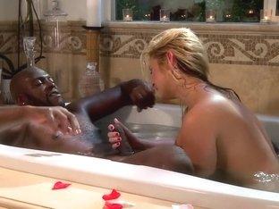 Amazing pornstar Jade Nacole in incredible blonde, cunnilingus porn video