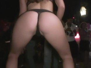 Best pornstar in exotic outdoor, striptease xxx clip