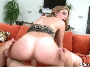 Fabulous pornstar in Crazy Shaved, Blonde sex movie