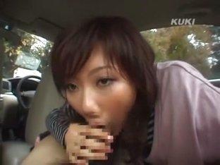 Hottest Japanese girl Miyuki in Incredible Dildos/Toys, Cunnilingus JAV movie