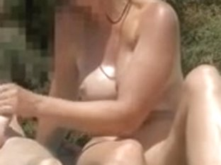 being nude in maspalomas