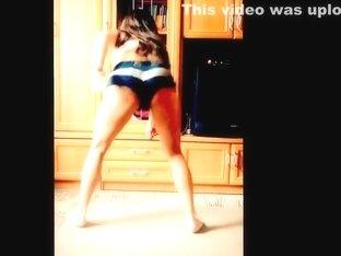 Incredible twerk livecam solo clip