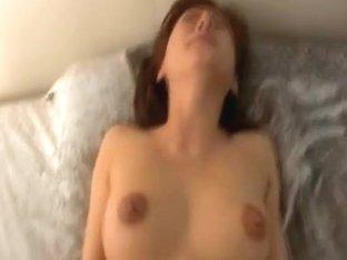 Emii Harukaze Hot Asian chick enjoys cocks