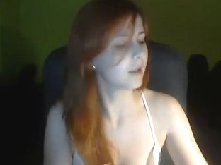 Showing my perfect goods on a webcam