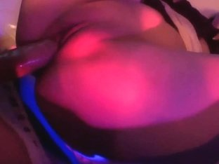 Gorgeous bitches gets fucked in club