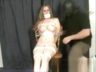 Extreme Loving Bdsm Chick Spanked Wild