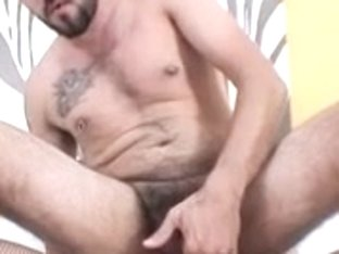Lad rides chick's thong on dick