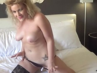 Whitney teases and pleases