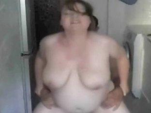 Pregnant BBW girl fucked