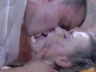 PantyhoseTales Video: Barbara and Nicholas