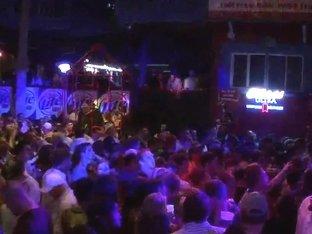 SpringBreakLife Video: Night Club Flashers