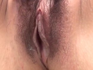 Japanese pussy close up
