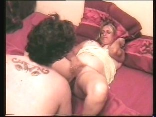 Mature ladies on the bed 2