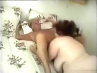 2 mature white women and a black guy have a threesome