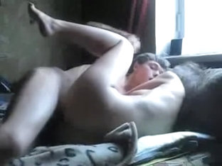 Masked Wife Swallowing Cum