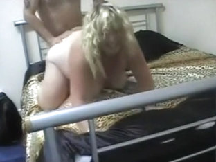 Husband tapes his swinger wife having sex with a friend