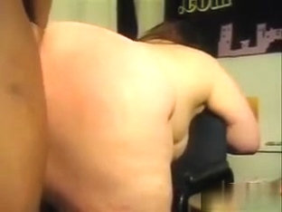 Fat ass amateur bitch enjoys my big black cock in this porn. I'm fucking her wild in doggystyle po.