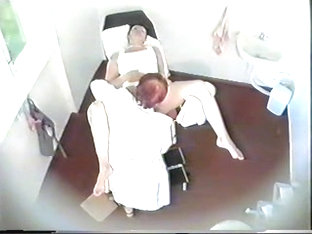 Hot gynaecology hidden camera sex
