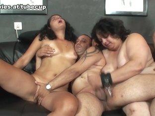 Incredible pornstar in Horny Latina, Mature sex scene