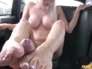 Crazy pornstar in Exotic Amateur, Foot Fetish adult movie