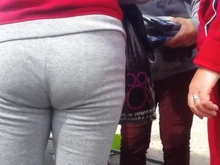 Sexy ass on the market.