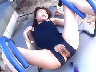 Best Japanese girl Ibuki in Crazy JAV uncensored Co-ed video