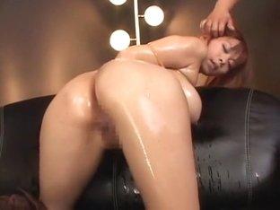 Hottest Japanese slut Ren Mizumori in Fabulous Dildos/Toys, Masturbation/Onanii JAV video