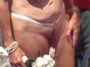 Old Sexy Bride