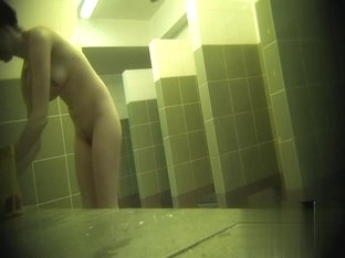 Hidden cameras in public pool showers 119