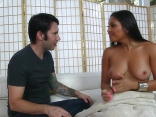 Best pornstar Brandy Aniston in amazing cunnilingus, cumshots sex scene