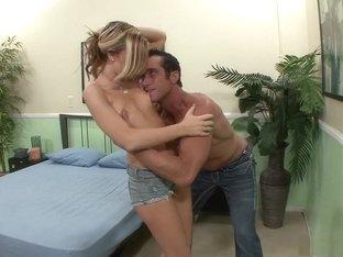 Incredible pornstar Nicole Taylor in exotic facial, blonde adult clip