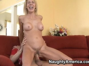Erica Lauren & Chris Johnson in My Friends Hot Mom