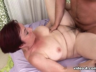 Zuzana A & Steve Q in I Wanna Cum Inside Your Grandma #07 Video