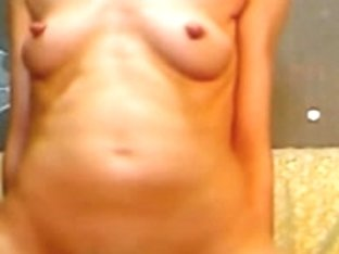 Webcam show with mature bimbo