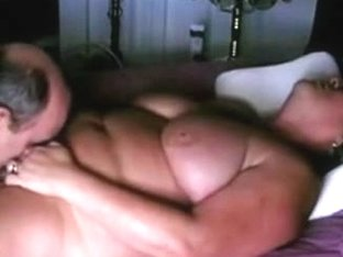 Shy big beautiful woman getting licked