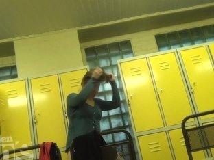 Hidden Zone Locker room web camera 14